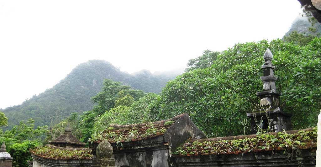 Mont Yên Tu, Quang Ninh, Vietnam