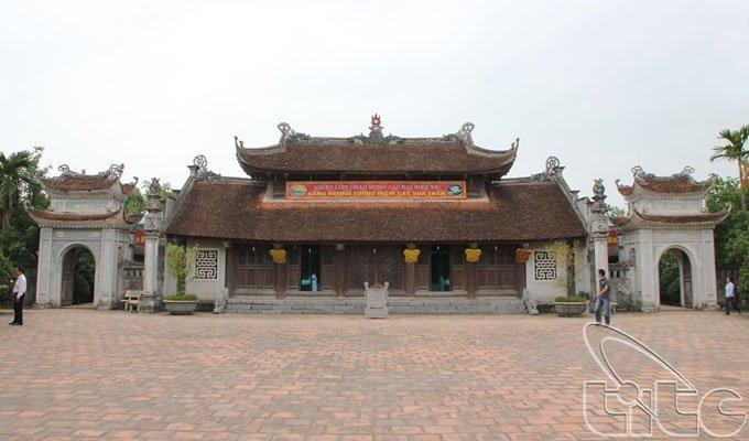 Temple des rois Trân, Tiên Duc, Vietnam