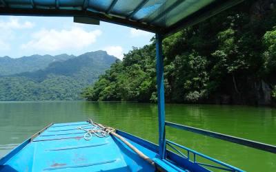 Le Lac Ba Be, destination immanquable du Vietnam