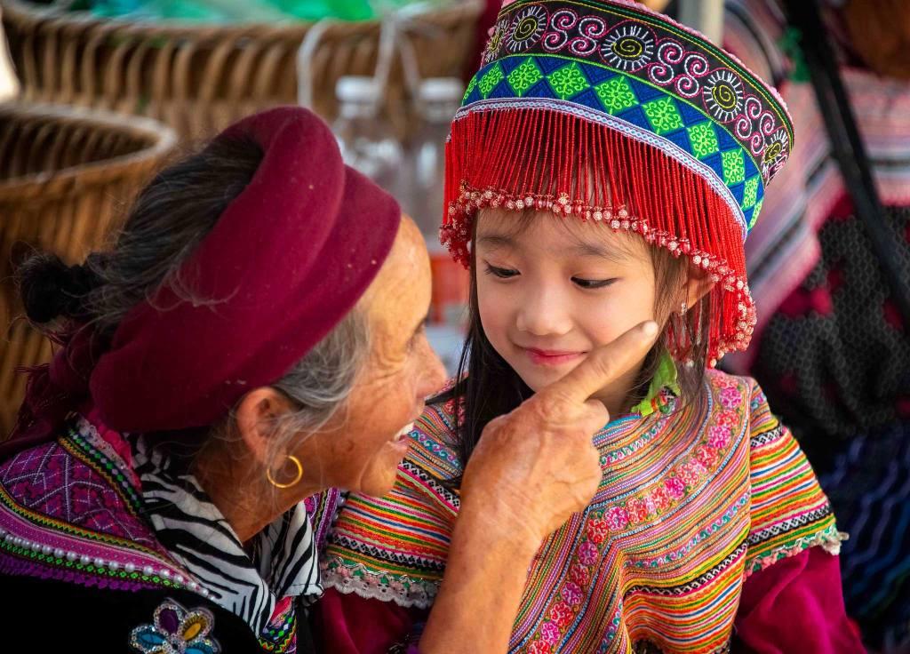 Ethnie Hmong, Nord Vietnam