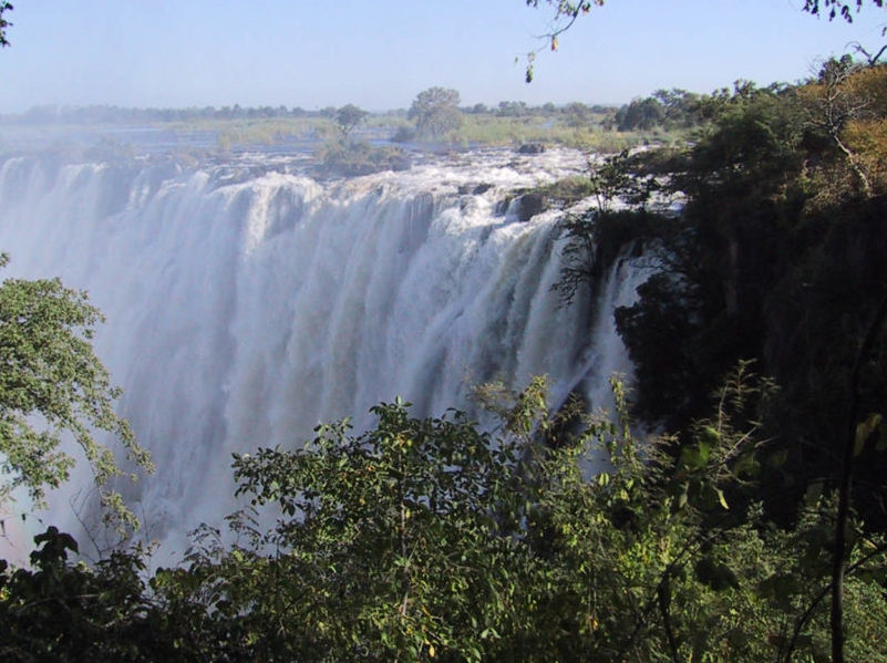 victoria falls and livingstone