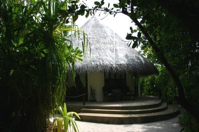 Beach villa : un paradis !