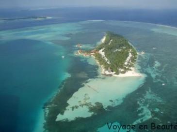 Une île hôtel aux Maldives par voyage en beauté