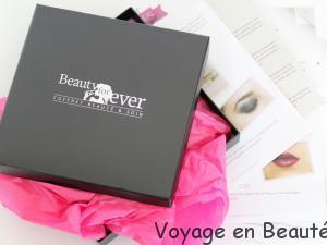 Beauty Forever une nouvelle box beauté !