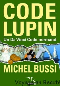 Couverture Code Lupin Michel Bussi