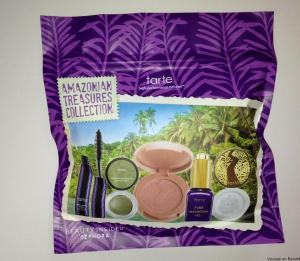 Kit découverte Amazonian treasures Tarte Cosmetics avis test revue prix promo