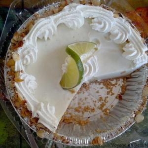La Key Lime Pie au petit déj' c'est trop bon !