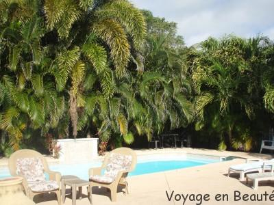 Piscine cottage Key West Airbnb par voyage en beauté