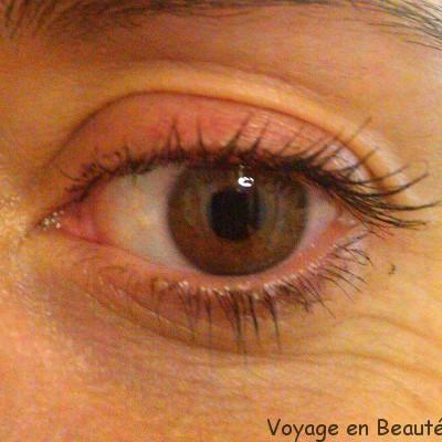 Mirenesse Secret Weapon Mascara test et avis par voyage en beauté