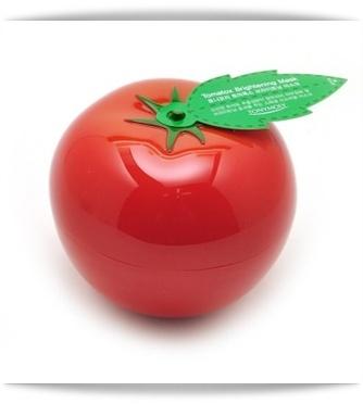 Tomatox gommage visage Tony Moly
