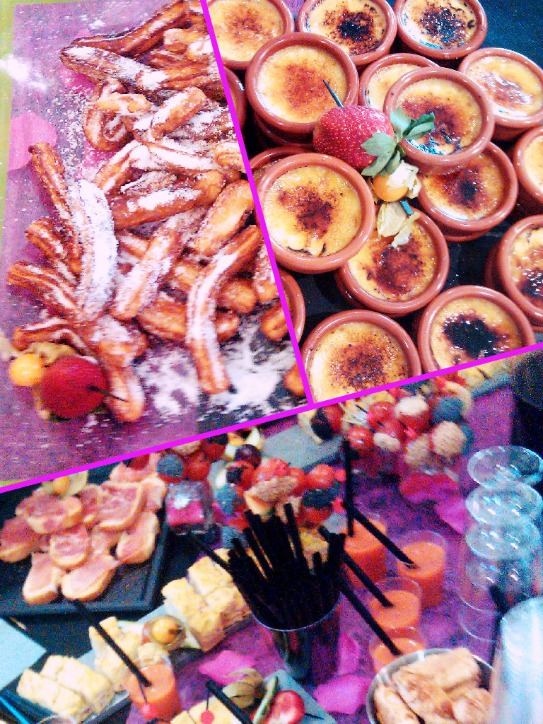 buffet-soiree-vip-sephora-odysseum-montpellier