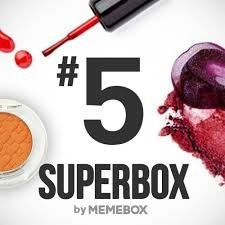 Superbox #5 by Memebox