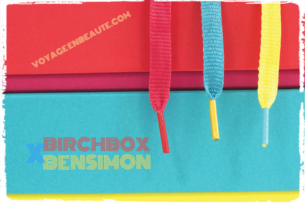 lacets-couleurs-birchbox-bensimon-juillet-2014-contenu