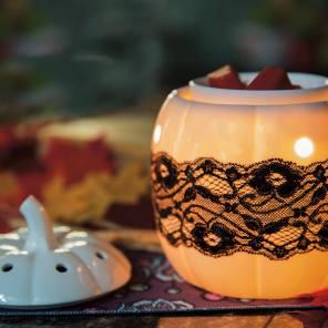 bruleur scentsy noel concours parfums interieur halloween citrouille