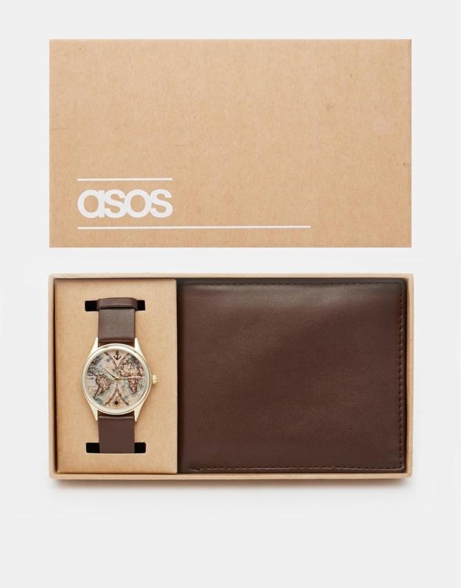 coffret-cadeau-noel-homme-montre-portefeuille-asos-promo-pas-cher