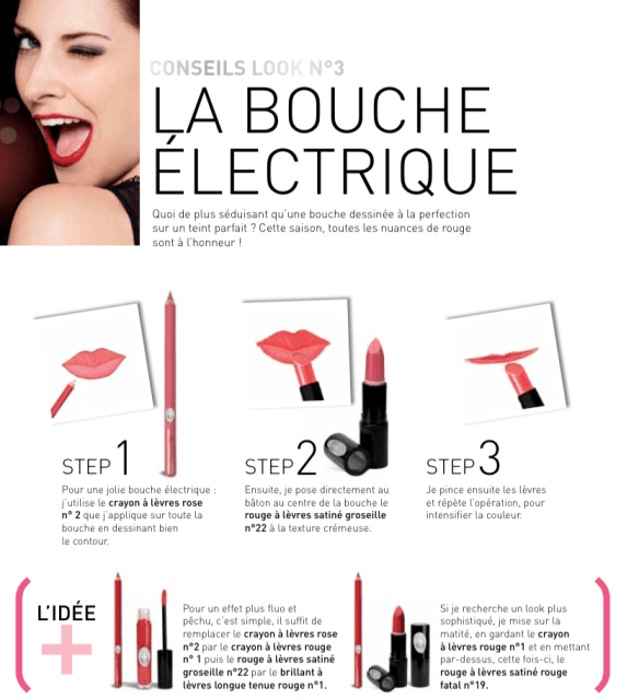look-3-bouche-electrique-make-up-maquillage-labell-intermarche