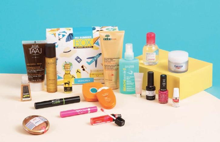 summer-box-monoprix-cadeau-concours-coffret-beaute