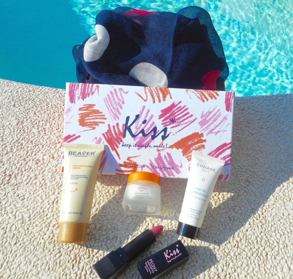 birchbox-wearlemonade-kiss-septembre2016-contenu-code-promo-1