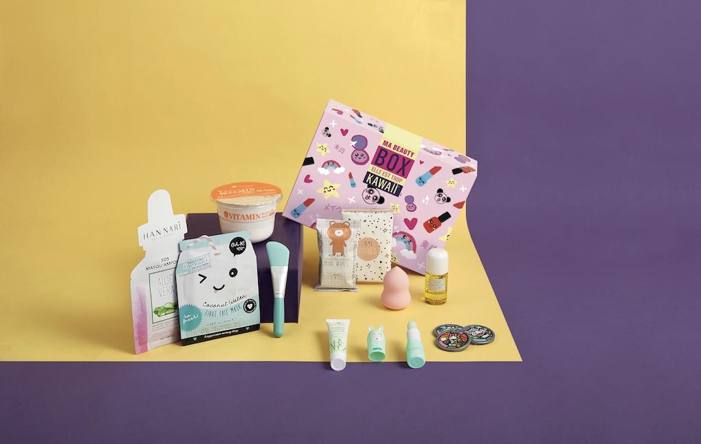 Monoprix-Box-Kawaii-cadeau-concours-promo