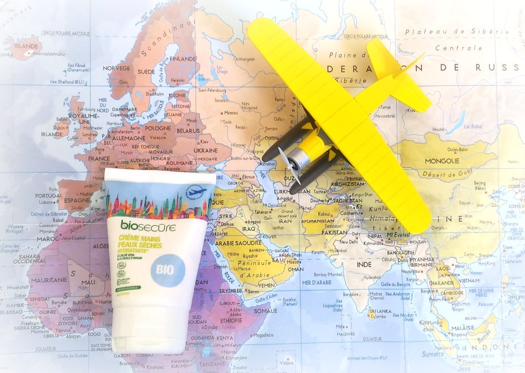creme-mains-biosecure-produits-cosmetiques-avion-bagage-cabine-voyage-beaute
