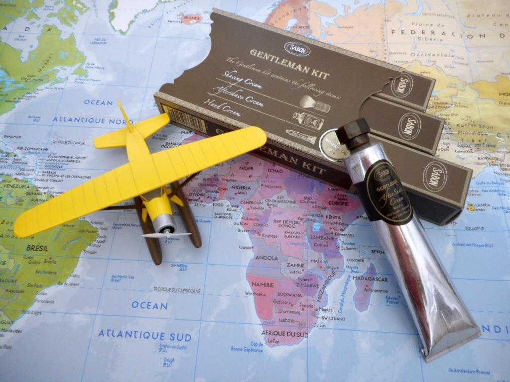 Les jolis kits de voyage sabon concours voyage en beaut - Kit voyage homme ...