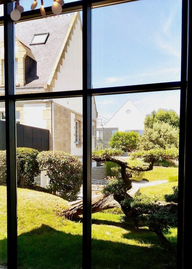 Mon exp rience oligomer spa phytomer saint malo for Architecture bretonne traditionnelle