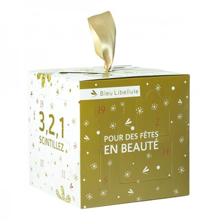 calendrier-avent-beaute-cosmetique-bleu-libellule-promo