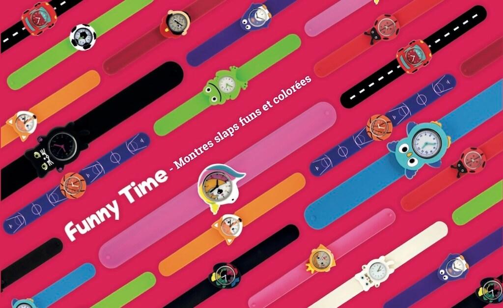 FunnyTime-montre-slap-enfants-pylones