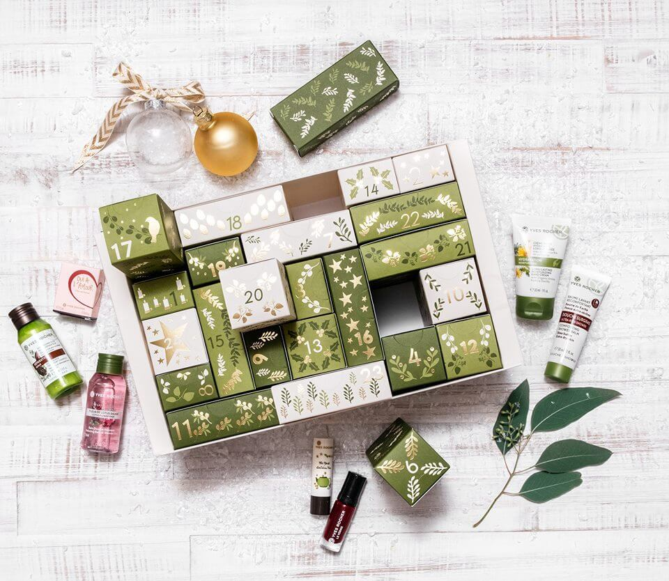 selection-idees-cadeaux-calendrier-avent-noel-yves-rocher-code-promo