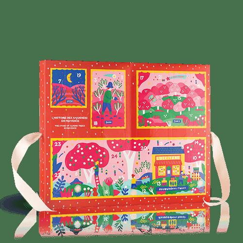 Calendrier de l'Avent Beauté 2019 L'occitane en Provence contenu prix promo