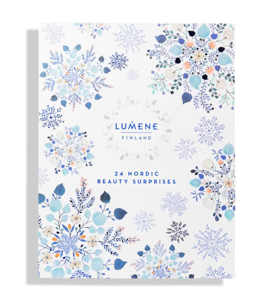 calendrier de l'avent beauté Lumene 2020