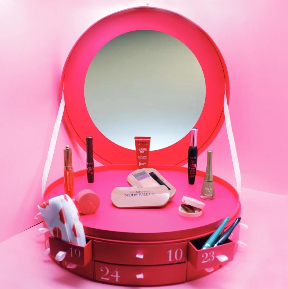 calendrier de l'avent Bourjois Maquillage 2020