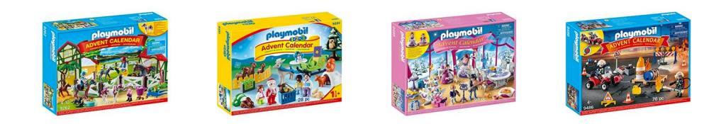 Calendriers de l'Avent Playmobil pas cher