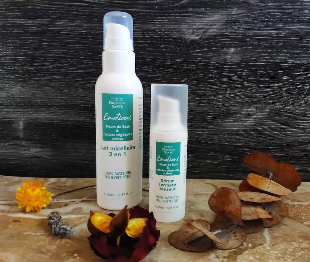 Elixirs & Co cosmétiques, soins, sels de bain aux fleurs de Bach