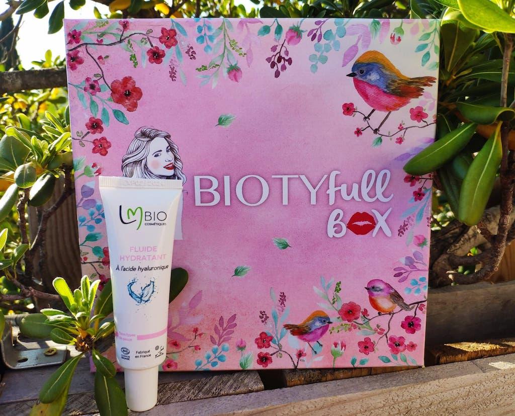 Biotyfull box avril 2021 avis contenu et code promo