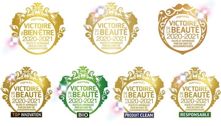 victoires de la beauté palmarès 2020 2021