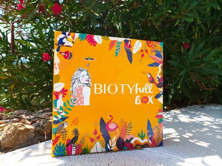 Biotyfull box aout 2021 avis contenu et code promo
