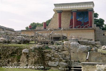 Site Archéologique de KNOSSOS