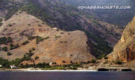 Randonnée en Crète : Les Gorges de Samaria