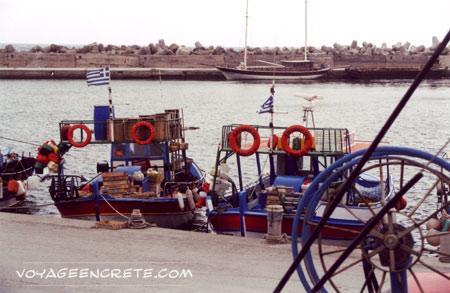 Iérapétra en Crète
