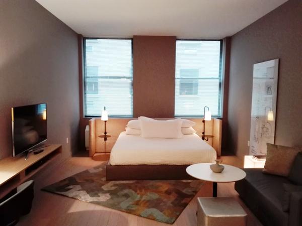 room QandA hôtel