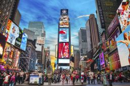 New York City Visites