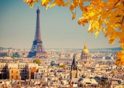 Paris, la capitale de l'amour le temps d'un week-end