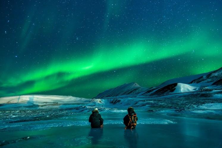 Où partir pour observer des aurores boréales