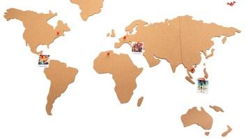 carte du monde liège