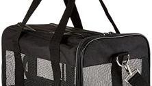 meilleur sac transport chien chat animaux voyage