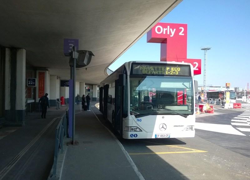 place de parking à Orly