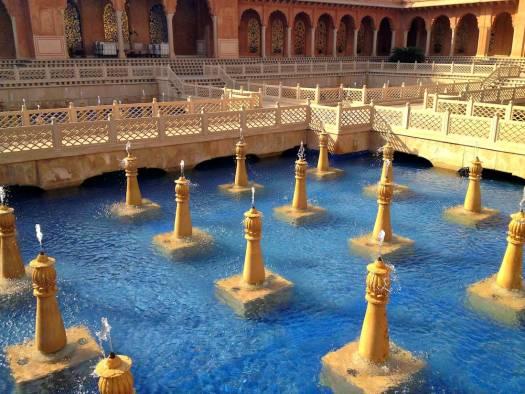 Oberoi Amar Villas Pool Side