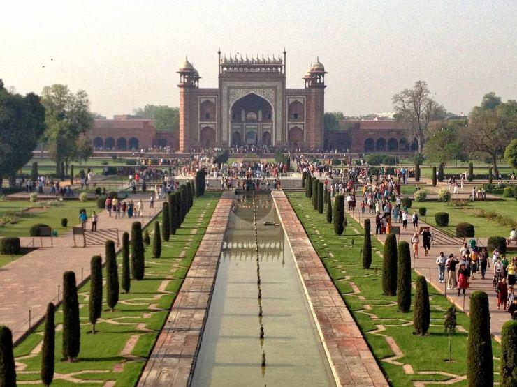 Taj Mahal - The Great Gate