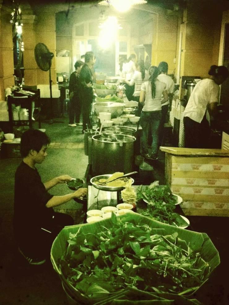 Nha hang Ngon Restaurant